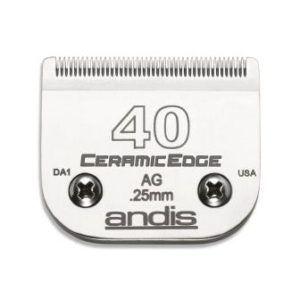 Andis Size 40 CeramicEdge Blade