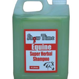 Equine Super Herbal Shampoo 4ltr