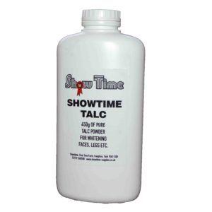 showtime talc