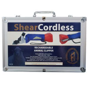 ShearCordless