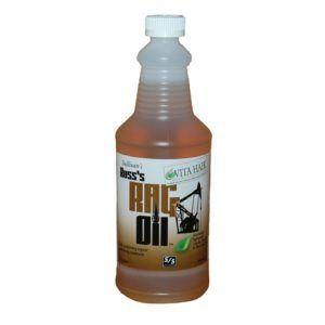 Rag oil