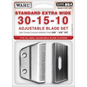 Wahl 30-15-10 extra wide
