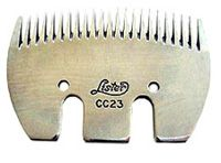 23 tooth comb
