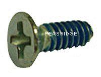Blade hinge screw