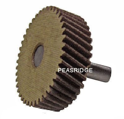 Gear cog and shaft